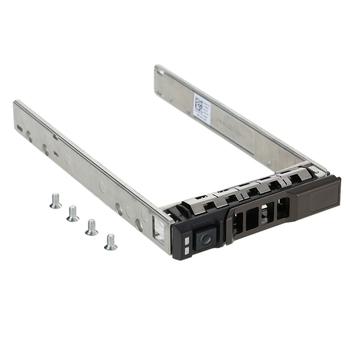 HDD Caddy na serwer Dell PowerEdge serwery wykorzystujące dyski SAS lub SATA 2 5 cala tanie i dobre opinie Arealer Other C3832