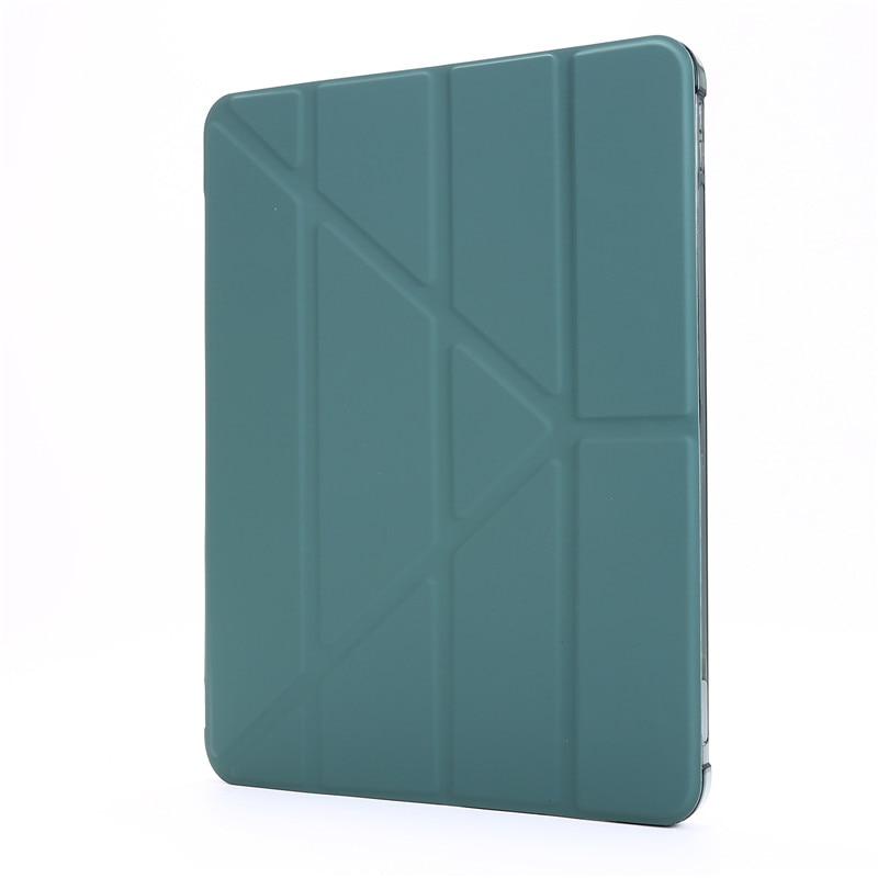 2020 Case Back iPad For PU Tablet Smart Funda 2020 Pro 11 Slim Soft For iPad Pro Leather