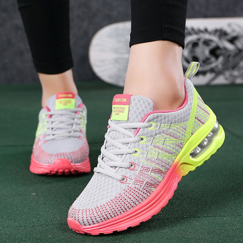 Hdb108fa8f90f48eaa48cc348e68d2eeez - WENYUJHNew Platform Sneakers Shoes Breathable Casual Shoes Woman Fashion Height Increasing Ladies Shoes Plus Size 35-42