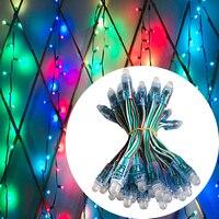 1000 Pcs Volle Farbe WS2811 IC RGB Pixel Led-modul Licht Große für Dekoration Werbung Lichter DC5V DC12V