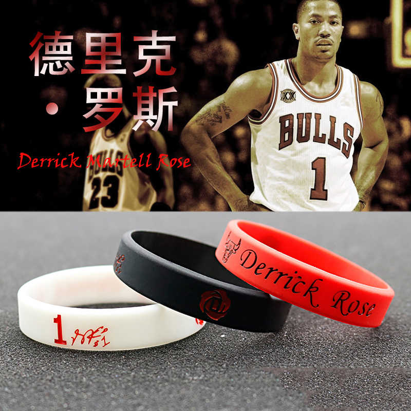 Wristband Silicone Rubber Bracelet