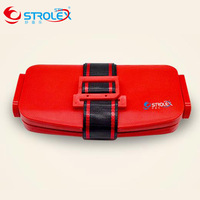 Grab and Go Ifold Portable Toddler Car Seat Mat Foldable Baby Car Safety Seat Travel Pocket Safety Harness Car Seat for Kids