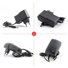 Fonte de alimentação do motorista 5v 9v 12v 24v, 1a 2a 3a 220v a 12v 5v 9v 24v adaptador da fonte de alimentação, carregador swiching iluminação transformador