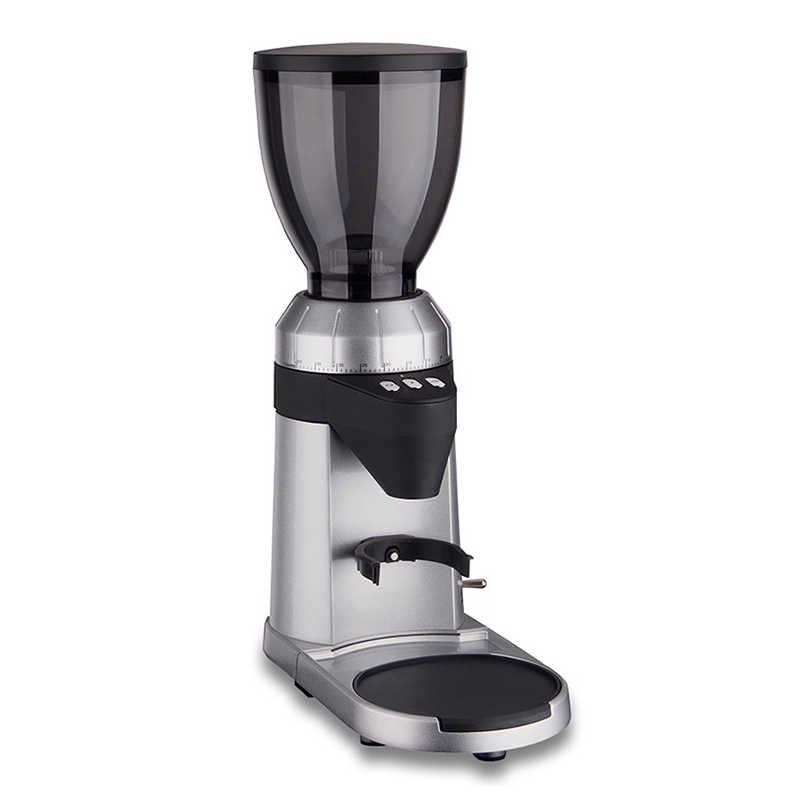 Broyeur électrique de grains de café de sortie de poudre de contrôle automatique de moulin à café de ménage de ZD-16