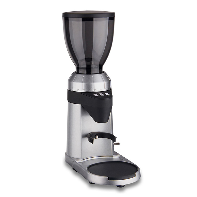 ZD-16 Household Coffee Grinder Automatic Control Powder Output Electric Coffee Beans Grinder
