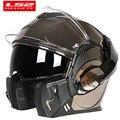 LS2 FF399 Valiant мотоциклетный шлем для мужчин и женщин с полным лицевым покрытием хромированный шлем с противотуманным замком Fip Up capacete ls2 Casco Moto
