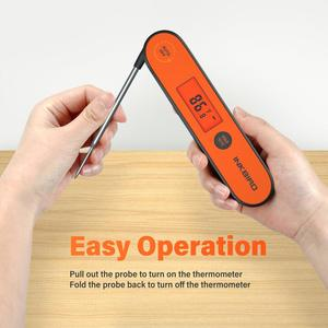 Image 5 - Inkbird Digital Instant Lezen Vlees Thermometer, IHT 1P Waterdichte Oplaadbare Thermometer Met Achtergrondverlichting & Kalibratie