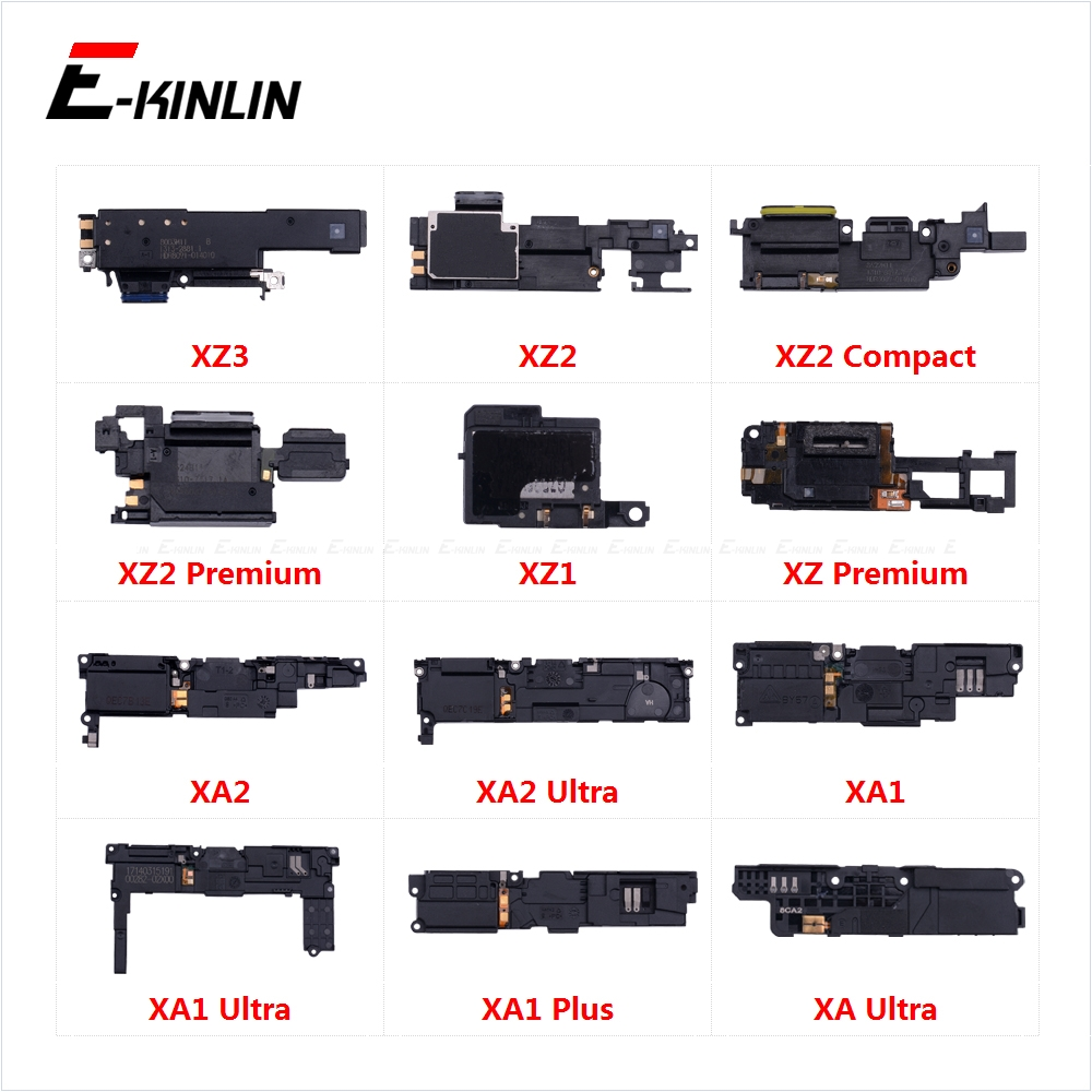 Rear Bottom Loudspeaker Buzzer Ringer Loud Speaker Flex Cable For Sony Xperia XZ3 XZ2 XZ1 XZ Premium XA2 XA1 Plus XA Ultra