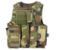 Охотничий Тактический жилет jpc 600d Военная облегченная модульная