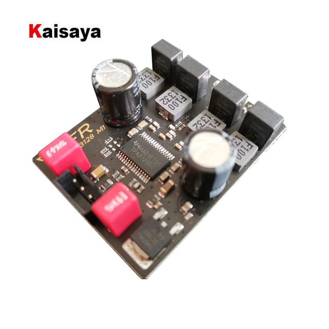 TPA3128 מגבר אודיו לוח 2*30W 2.0 Class D כוח Amplificador אודיו רמקול בית D1 009