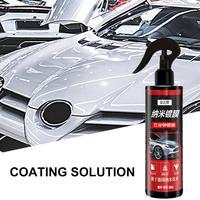 Распылительное покрытие для полировки автомобиля спрей герметик верхнее покрытие быстрое нано-покрытие 500 мл быстрое покрытие Керамическа...