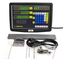 3 оси дро цифровой измерительный прибор с устройством считывания