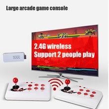 Sans fil Arcade Console de jeu vidéo TF carte étendre peut ajouter jeu HDMI-compatible Double contrôleur lecteur de jeu intégré 1788 jeux