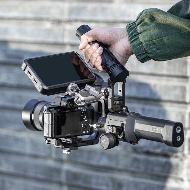 In Stock PGYTECH Ronin S SC Handgrip Mount PLUS for DJI Ronin sc Handheld Gimbal Aluminum Alloy DSLR 1