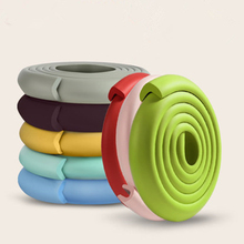 1PC 2M Baby Safety Table Desk Edge Guard Strip Home Cushion Safe Protection Children Bar Soft Thicken