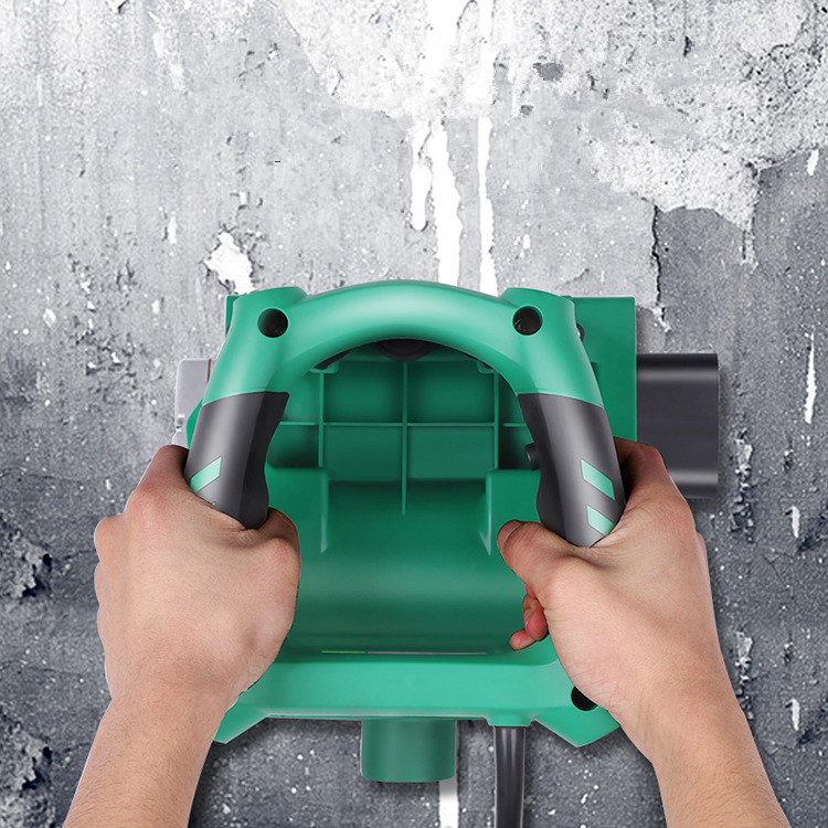 230V 1200W Electric Wall Planer Dust-free Wall Planer Putty Scraper Dust-free Wall Scraper