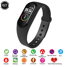 Smart Watch Smart Wristband IP65 Waterproof Watch Blood Pressure Heart Rate Monitor Fitness Tracker Smart Bracelet m3 wristband color touch screen fitness tracker blood pressure heart rate monitor smart bracelet fitness smart band smart watch