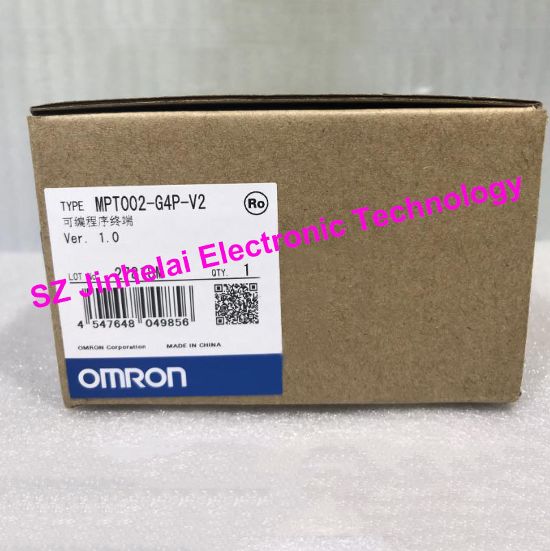 New and original MPT002 G4P V2 OMRON Programmable terminal|Instrument Parts & Accessories| |  - title=
