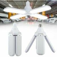 Luces LED de trabajo de taller de garaje lámpara Deformable de techo para el hogar 60W E27