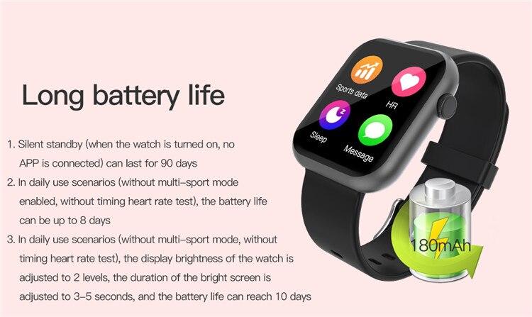 Hdb1508a591594c7fb72b0cce06a99ffbN Oxygen Monitor Smart Watch 2020 Blood Pressure Smartwatch