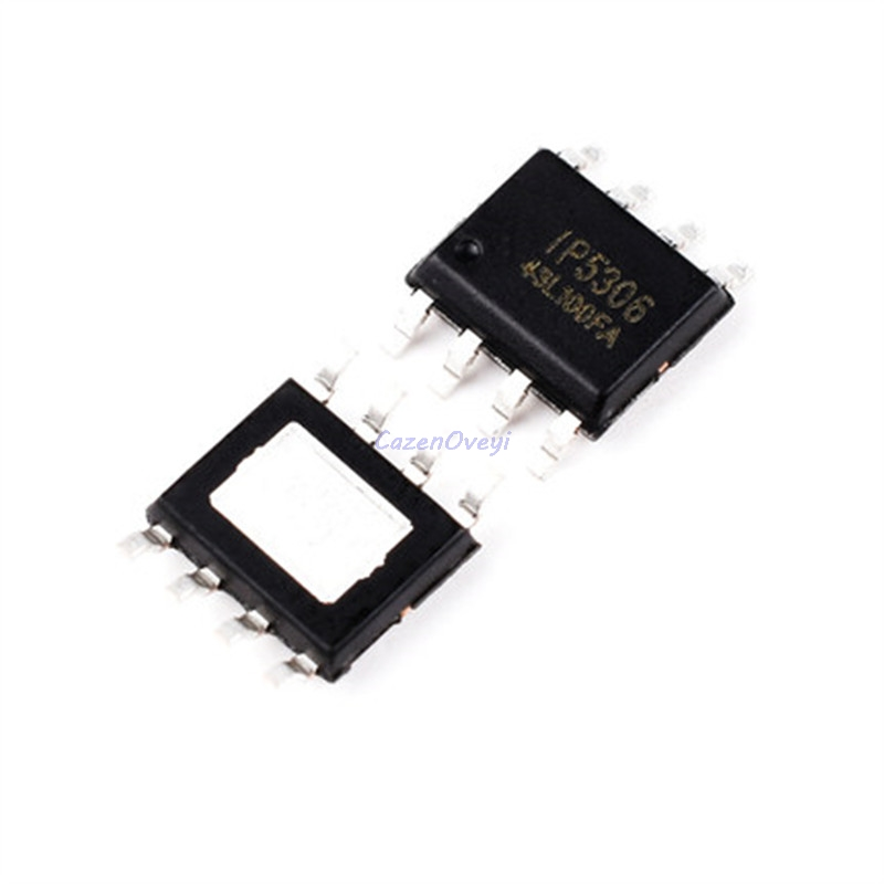 10pcs/lot IP5306 5306 SOP-8 In Stock