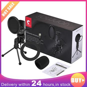 Mikrofon pojemnościowy USB Yanmai SF777 zestaw Podcast Studio mikrofon Plug and Play Streaming Mic na PC Laptop YouTube Gaming tanie i dobre opinie YPAY Blat Mikrofon komputerowy Wielu Mikrofon Zestawy Jednokierunkowy Przewodowy