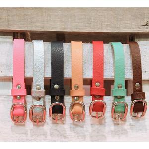 [wamami] PU Leather Belt Waistband For 1/3 1/4 SD17 DD SD DZ AOD BJD Dollfie Outfits