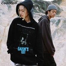 CoooColl 19FW SALEMS LOT Very good Nice HIP HOP Hoodies Warm Winter Mens Kanye west hoodie Sweatshirt Swag Solid Pullover