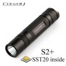 Светодиодная вспышка светильник колонна s2 + с luminus sst20