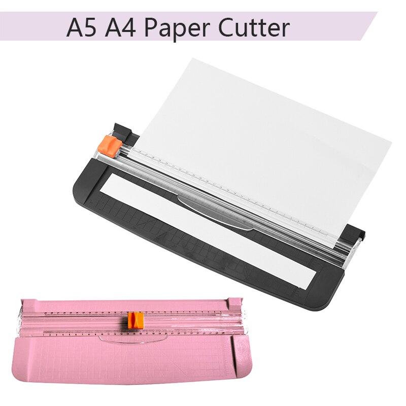 Universal Replacement Blades Hidden Cutting Mat Office Supplies Paper Photo Trimmers Machine For A5 A4 Paper Cutter Scrapbook