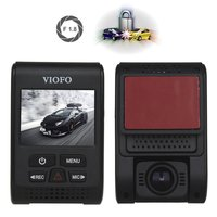 VIOFO 2.0 LCD High Definition Night Vision Vehicle Recorder 2K On Board Camera Dash Camera Lane Departure Warning