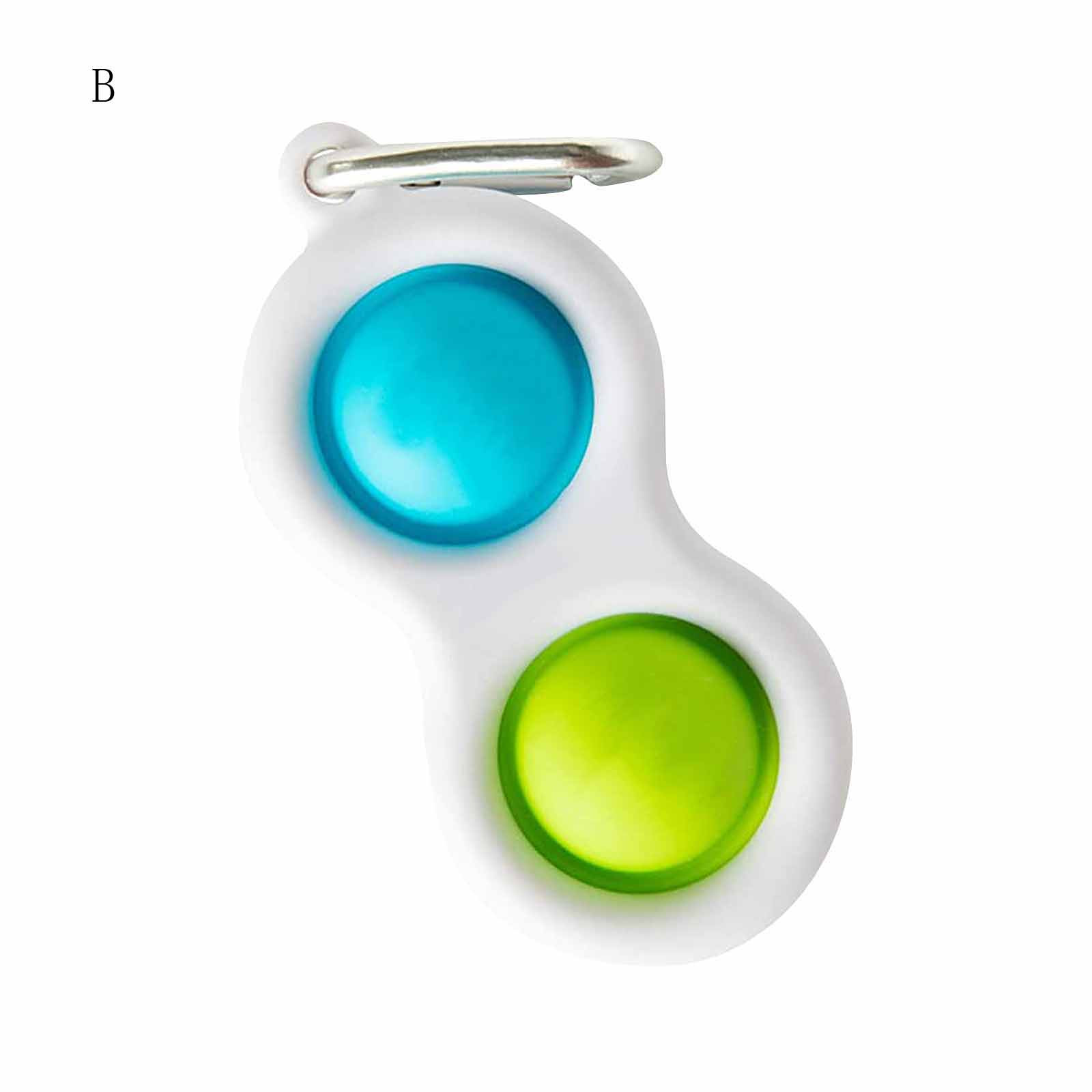 Fidget-Toys Decompression Popit Simple Dimple Pressure-Reliever-Board Gift Creative Adult img3
