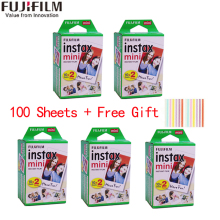 10/20/40/50/60/80/100 Листы Fuji Fujifilm instax mini 9 8 белый край пленки для Fuji instant Фотоаппарат моментальной печати mini 8 9 фотоаппаратов моментальной печати 7s фотобумага