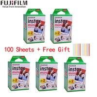 10/20/40/50/60/80/100 Листы Fuji Fujifilm instax mini 9 8 белый край пленки для Fuji instant Фотоаппарат моментальной печати mini 8 9 фотоаппаратов моментальной печати 7s ф...