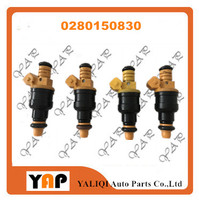 Used  Fuel Injector (4) FOR FITRenault Clio I 2.0L L4 0280150830 1994-1998