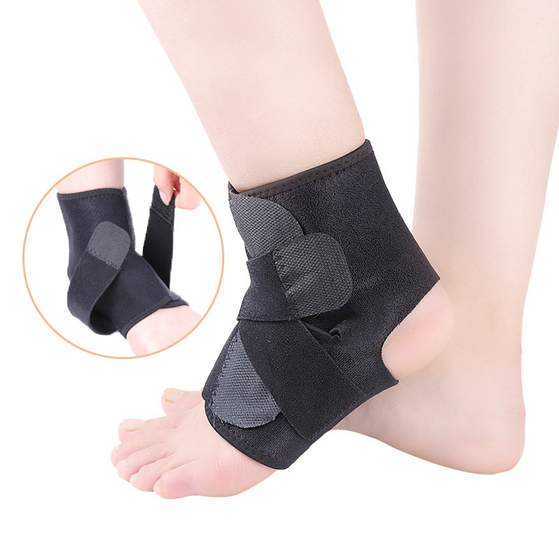 Adjustable Sports Ankle Protector Basketball Football Ankle Support Men And Women Breathable Protection Protective Clothing