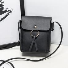 Women's Bags Small Bag 2020 New Soft Leather Shoulder Shoulder Bag Female Korean Clutch bai da xiao Square