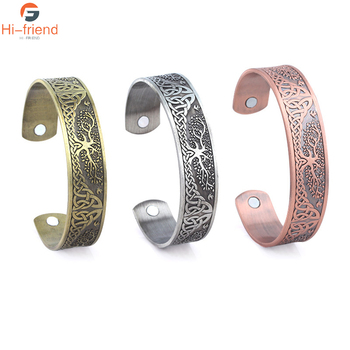 Tree of Life Bracelet - Magnetic Bangles for Men And Women