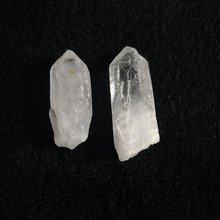 Распродажа 2 шт натуральный прозрачный зеркальный камень необработанный