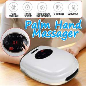 Rechargeable Electric Hand Mas
