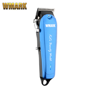 Image 4 - WMARK NG 103plus  Professional cordless Hair clipper 6500 7000 rpm hair trimmer adjustable cutting lever 10W power