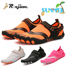 Cycling-Shoes Five-Finger Water-Sports-Shoes Men Soles Wear-Resistant Non-Slip The-Latest