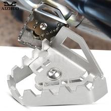 Для HONDA CRF1000L Африка Twin плавания приключенческих видов спорта двигатель ножная педаль тормоза увеличить расширение колышек