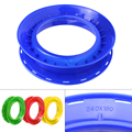 High-strength Plastic Fishing Line Winding Board Outer Diameter 24cm Trace Wire Swivel Tackle