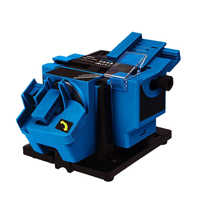 220V 96W 다기능 전기 나이프 숫돌 드릴 날카롭게 기계 나이프와 가위 숫돌 전원 가정용 연삭