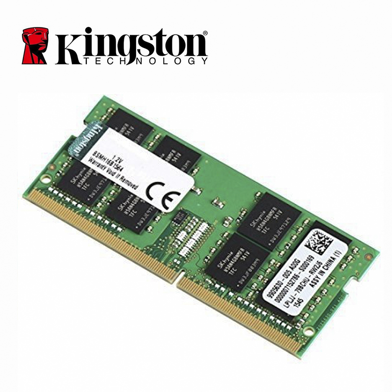 Kingston <font><b>4</b></font> GB <font><b>DDR4</b></font> <font><b>2133</b></font> MHz SODIMM 1,2 V CL15 260-Pin Notebook Speicher (KCP421SS8/<font><b>4</b></font>) image