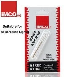 4 worków/partia imco wired wicks nadaje się do imco i innych marek zapalniczka naftowa zapalniczka zippo