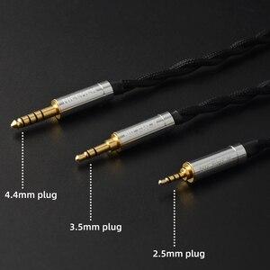 Image 4 - NICEHCK Blocc 5N UPOCC OCC נחושת ליץ 3.5/2.5/4.4mm MMCX/0.78mm/QDC 2Pin עבור M1 פרו KXXS ST 10S ZSX CIEM F3/NX7 MK3 KXXS LZ A7