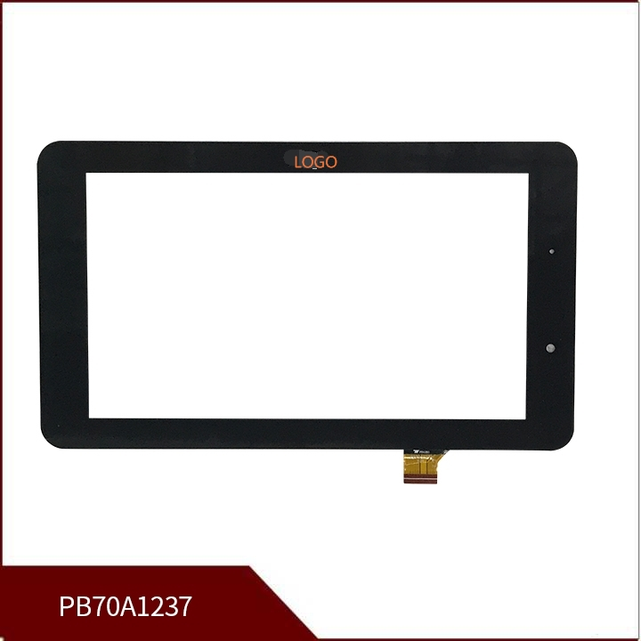A+ 7 inch ZZAH touch screen touch panel digitizer glass sensor replacement PB70A1237 Free shipping|replacement touch screen|touch screen|touch screen replacement - title=