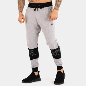 Men's sport pants autumn men's outdoor running sports fitness pants jogging pants men's cotton sport casual patchwork pants